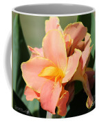 Dwarf Canna Lily Named Corsica Coffee Mug by J McCombie