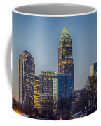 Early Morning In Charlotte Nc Coffee Mug