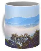 Early Morning On Blue Ridge Parkway Coffee Mug
