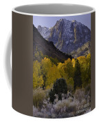 Eastern Sierras In Autumn Coffee Mug
