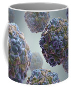 Echo Virus Coffee Mug