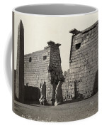 Egypt Luxor Temple Coffee Mug