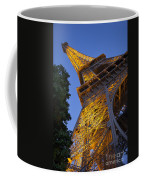 Eiffel Twilight Coffee Mug