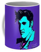 Elvis The King Coffee Mug