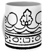 English Crown Coffee Mug
