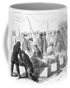 Execution Of Conspirators Coffee Mug
