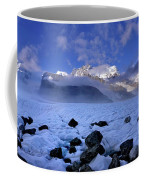 Exploration Of Ice Caves And Moulins Coffee Mug