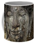 Face Of Buddha Coffee Mug