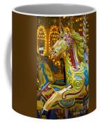 Fairground Carousel Coffee Mug