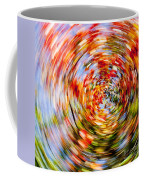 Fall Abstract Coffee Mug by Steven Ralser
