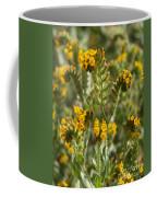 Fiddleneck Flowers Coffee Mug
