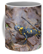 Fire Salamander Coffee Mug