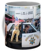 Ford Diplomat Police Car Coffee Mug