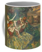 Four Dancers Coffee Mug