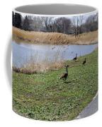 3 Geese Coffee Mug