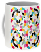Geometric  Coffee Mug by Mark Ashkenazi