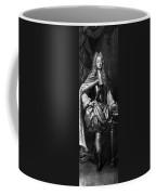 George II (1683-1760) Coffee Mug