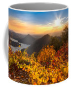 Golden Hour Coffee Mug by Debra and Dave Vanderlaan