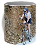 Gran Fondo Coffee Mug by Susan Leggett