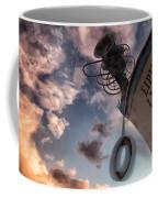 Greek Fishing Boat Coffee Mug