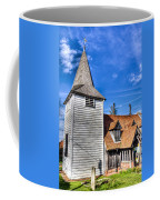 Greensted Church Ongar Coffee Mug