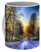 Greenwich Park London Coffee Mug