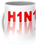 H1n1 Sign Coffee Mug