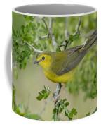 Hooded Warbler Coffee Mug