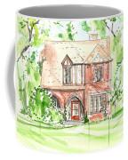 House Rendering Sample Coffee Mug
