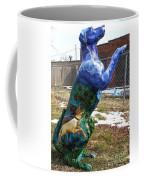 Hunt For The Unicorn On A Full Moon Coffee Mug