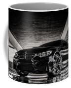 I Take Mine Black Coffee Mug