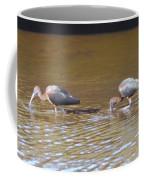 Ibis Coffee Mug