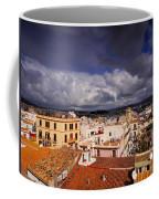 Ibiza Town Coffee Mug