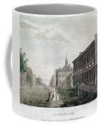 Independence Hall, 1798 Coffee Mug