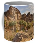 Indian Canyons Coffee Mug