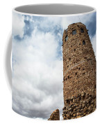Indian Watchtower Grand Canyon Coffee Mug