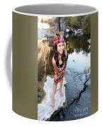 Indian Woman Coffee Mug
