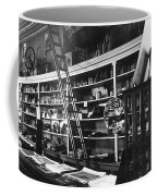 Interior The Old Store Pearce Mercantile Ghost Town Pearce Arizona 1971 Coffee Mug