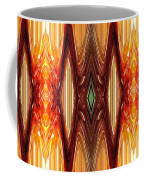 Intrepid Zigzags Coffee Mug