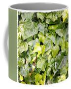 Ivy Coffee Mug by Les Cunliffe