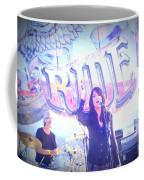 Katey Sagal Coffee Mug