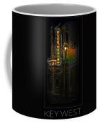Key West Florida - Blue Heaven Rendezvous Coffee Mug