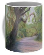 Kingsley Plantation Road Coffee Mug