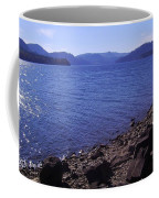Lakes 2 Coffee Mug