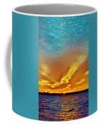 3 Layer Sunset Coffee Mug