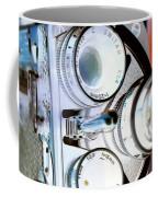 3 Lenses In Negative Coffee Mug