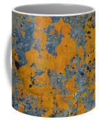Lichened Rocks Coffee Mug