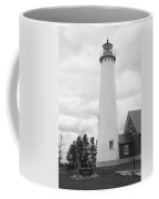 Lighthouse - Tawas Point Michigan Coffee Mug