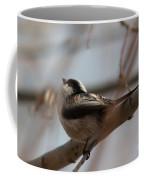 Long-tailed Tit Perched On Twig Coffee Mug