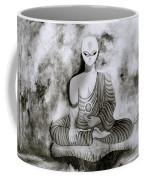 Lotus Position Coffee Mug